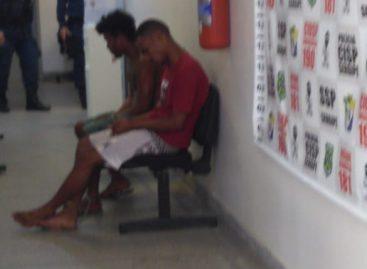 Operação da PM e PC combate o tráfico de drogas na Barra dos Coqueiros