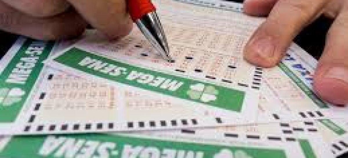Mega-Sena acumula e próximo prêmio vai pagar R$ 33 milhões