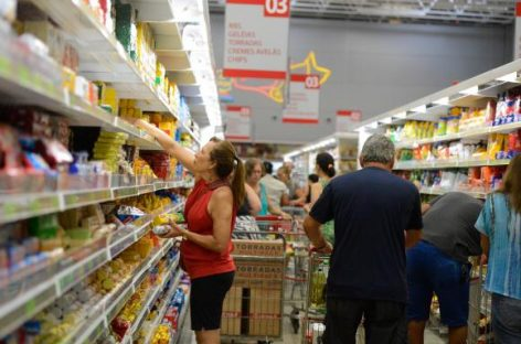 Em fevereiro, cesta básica aracajuana ficou em R$ 379,61
