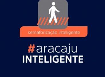Semáforos inteligentes: confira a programação desta quinta-feira em Aracaju