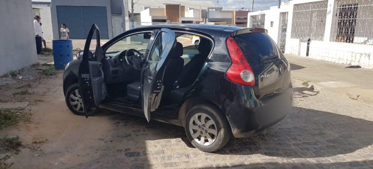 Dores: Proprietário e funcionário de Lotérica são vítimas de sequestro