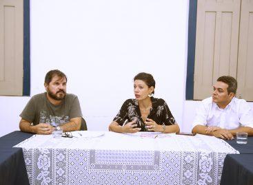 Reunião define estratégias para o Ocupe a Praça alusivo ao aniversário de Aracaju