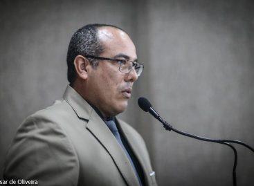 Cabo Amintas apresenta nova indicação para regulamentação do serviço de mototáxi em Aracaju