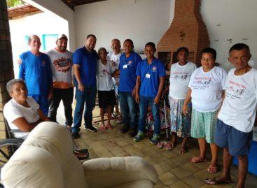 APCEF/SE entrega 600kg de alimentos arrecadados para instituições de caridade