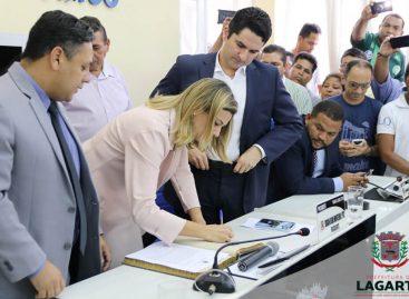 Câmara acata licença de Valmir e autoriza a vice a assumir o cargo