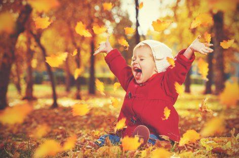 Outono pode aumentar em 43% as doenças respiratórias em crianças