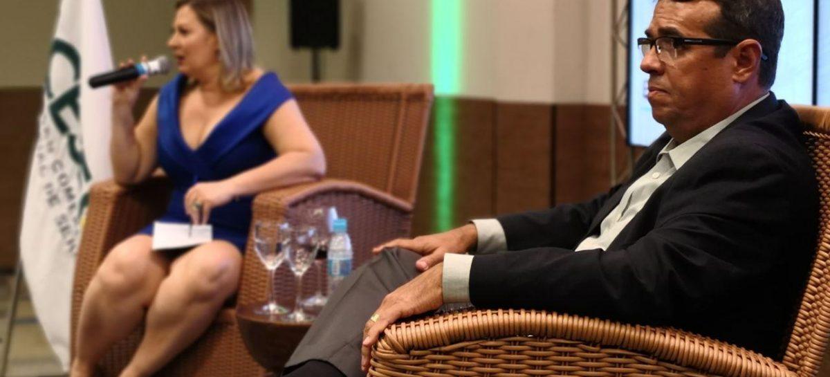 Líder do Governo cumpre agenda em Sergipe a convite da ACESE