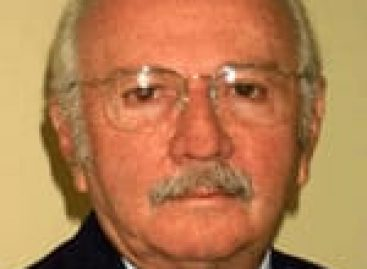 Morre aos 82 anos, o desembargador aposentado, Pascoal D'Ávila Nabuco