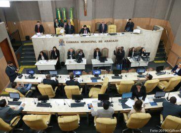 Câmara aprova 30 Projetos de Lei nesta terça-feira