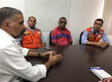 Previsão de chuvas deixa equipes de Aracaju em atenção
