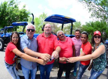 Emenda do deputado João Daniel garante tratores e implementos agrícolas a 12 municípios