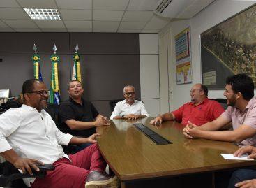 Edvaldo anuncia Antonio Bittencourt como secretário da Assistência Social