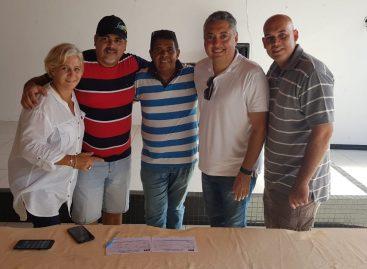 PSL reúne a cúpula no município de São Cristóvão