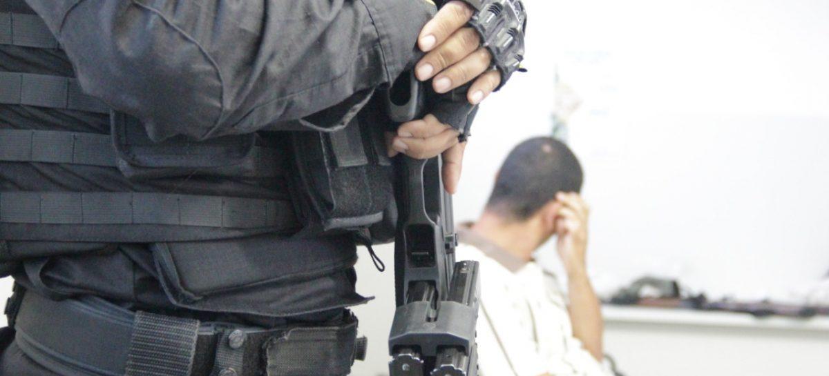 PC prende motorista de aplicativo acusado de roubo a Ponto Banese em Lagarto