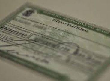 Eleitores sergipanos devem ficar atentos ao prazo de regularização do título