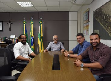 Edvaldo efetiva Cássio Murilo, indicado pelo PT, na presidência da Funcaju
