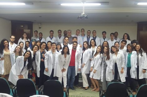 Estudantes de medicina destacam a importância da doação de corpos