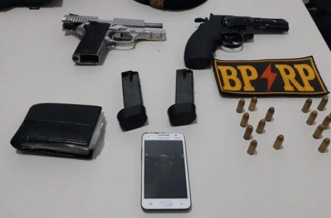 BPRP recupera pistola ponto 40 pertencente à SSP de Sergipe