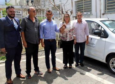 Monte Alegre recebe veículo para atividades sociais e da agricultura familiar