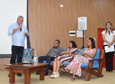 Cerimônia de abertura da Semana Municipal da Água em Socorro,  reúne  estudantes