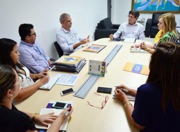 Governo e Sebrae/SE formatam parceria para levar educação empreendedora à Rede Estadual de Ensino