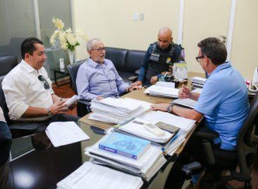 Prefeitura de Tobias Barreto e secretaria de segurança pública renovam parceria