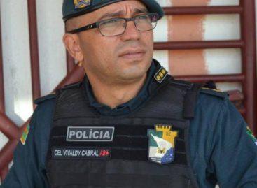 Por onde anda coronel Vivaldy?, questiona um policial militar
