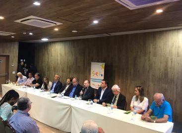"Belivaldo participa da entrega do ""Selo Mais Turismo"""