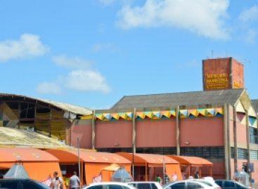 Mercados centrais de Aracaju estarão fechados nesta quarta-feira