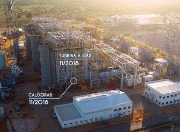 Turbinas utilizadas pela Celse em Sergipe são as mais eficientes e menos poluentes do mundo