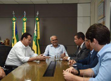 Kassab: Edvaldo faz um extraordinário trabalho em Aracaju