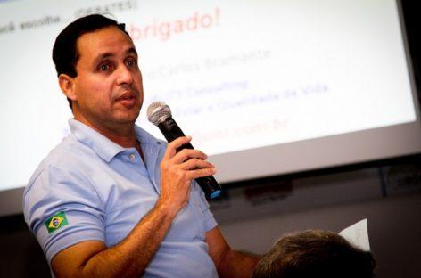 Edvaldo anuncia Antônio Hora como novo secretário da Juventude e do Esporte