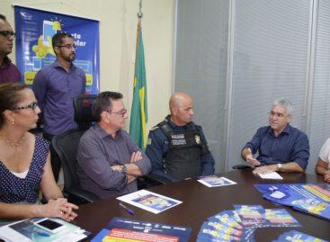 SSP e Setransp lançam campanha para ampliar divulgação do Alerta Celular em Sergipe