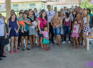 """Deputado Dr. Samuel Carvalho lança o projeto social """"Mais Mulher"""""""