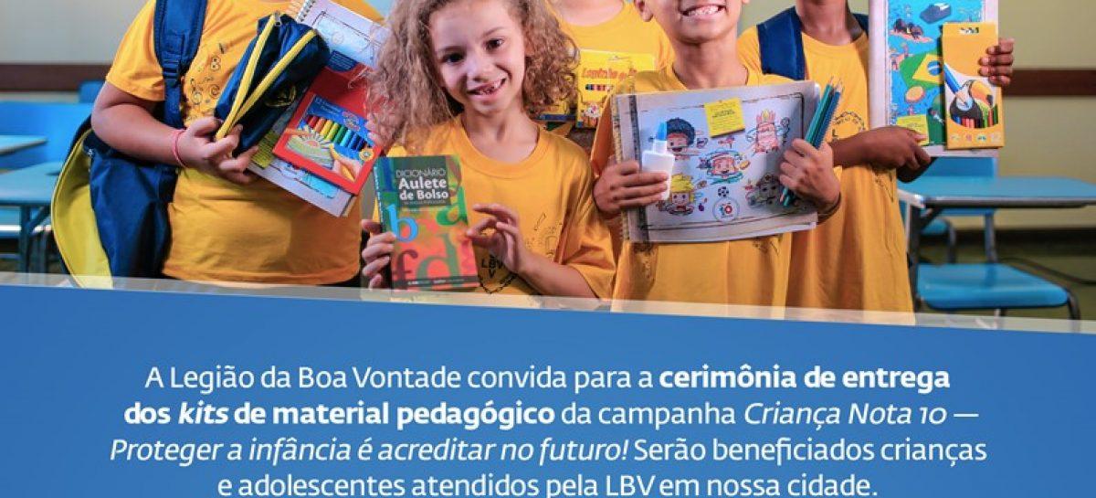 Solidariedade em prol da Educação; iniciativa beneficiará mais de 19 mil estudantes