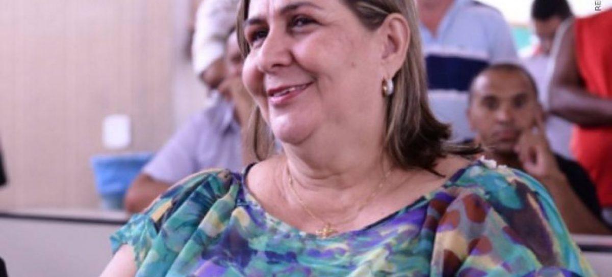 Carminha Mendonça afirma: tenho a consciência tranquila