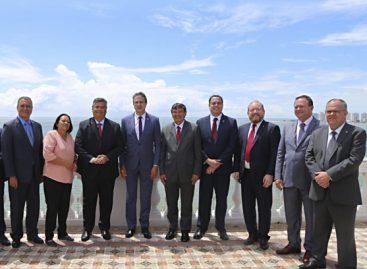 Belivaldo defende Consórcio Nordeste para desenvolvimento da região