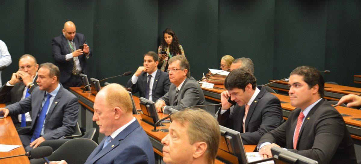 Laércio é titular nas Comissões de Turismo e Ciência e Tecnologia