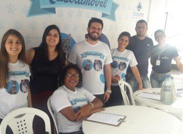 Castramóvel: Prefeitura inicia cadastramento de animais no Bairro América