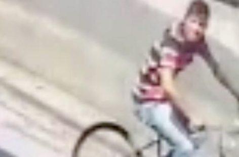 PC divulga imagens de acusado de roubar Centro de Referência em Socorro