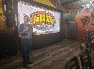 Forrozão da Sergipe: oito atrações animam a festa. Confira a programação oficial
