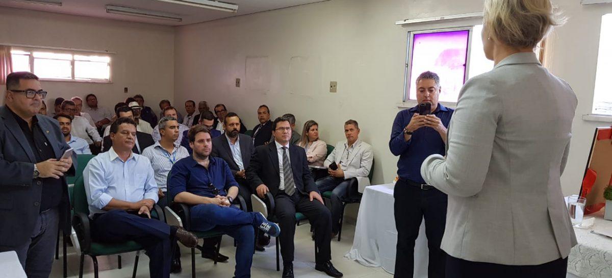 Jovanka Leal é a nova superintendente da SPU em Sergipe