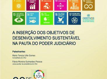Conselheira do CNJ ministrará palestra no TRT20, em Aracaju