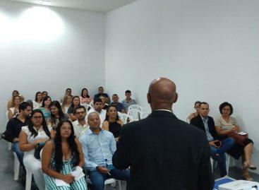 Café Empresarial reúne CDL e classe lojista em Nossa Senhora da Glória