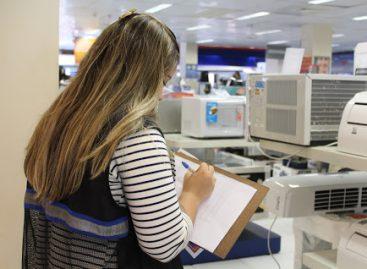 Pesquisa de preços de eletrodomésticos auxilia consumidores em Aracaju