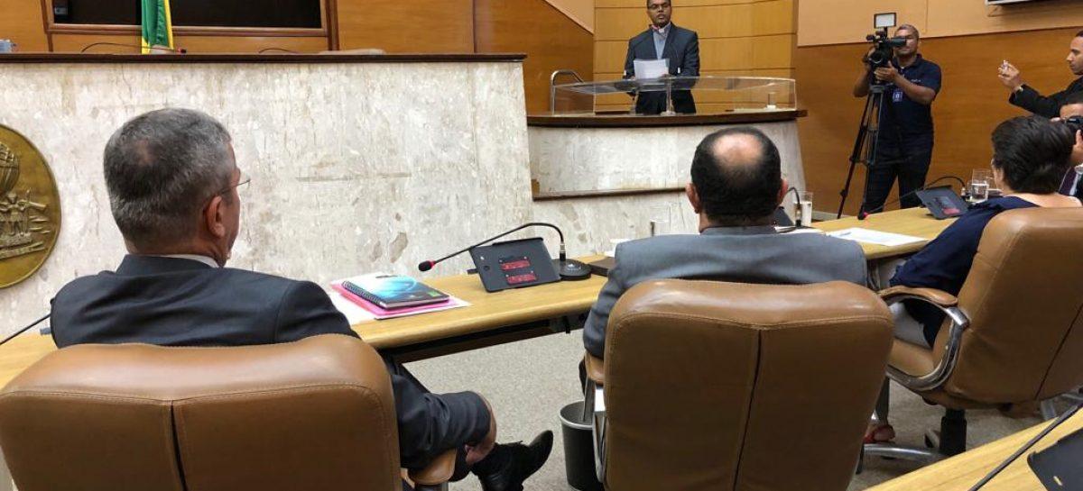 Campanha da Fraternidade é debatida na Assembleia Legislativa