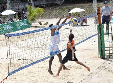 Governo do estado promove I Jogos Universitários de Praia