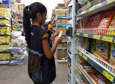 SEMDEC realiza pesquisa de preços da cesta básica em Aracaju
