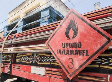 Defesa Civil Estadual e órgãos de segurança retiram ácido cianídrico de oficina