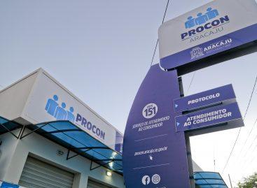 Empresas de telefonia permanecem no ranking de reclamações do Procon Aracaju